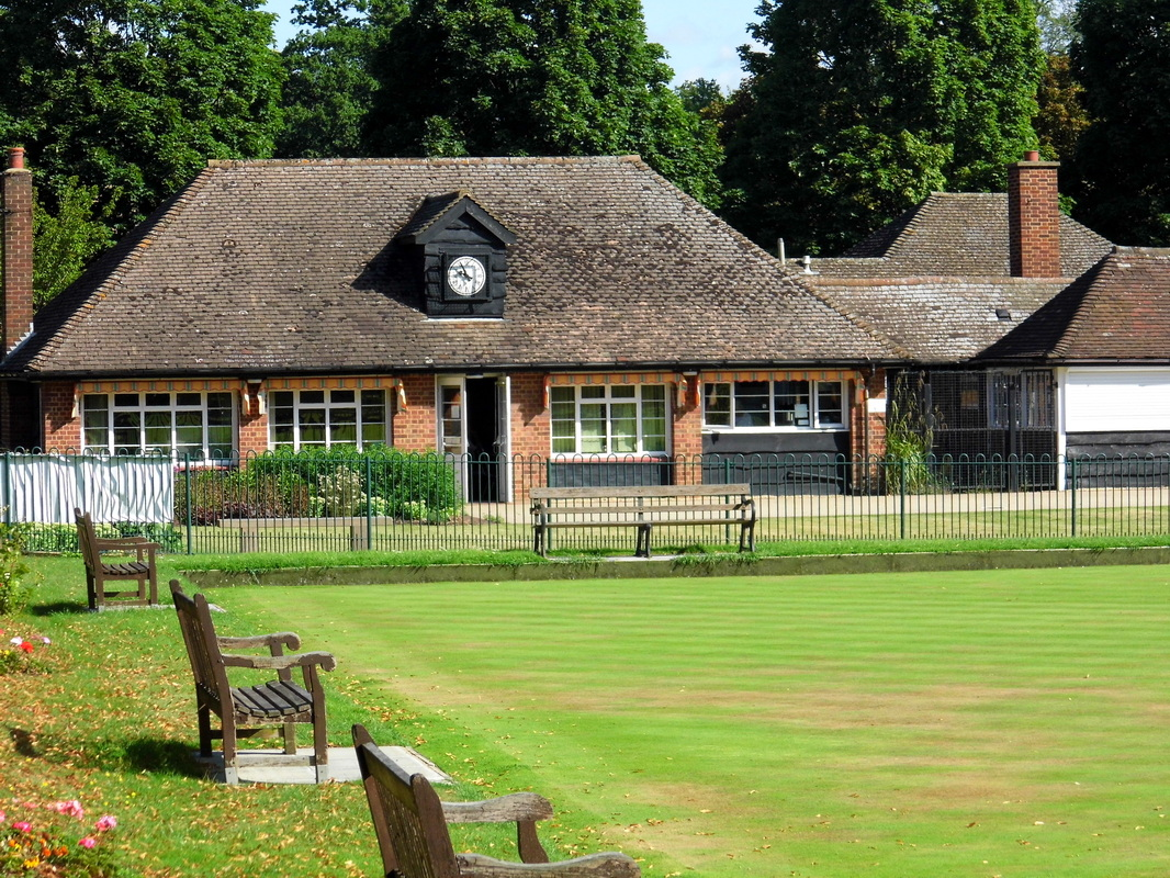 The Smoke House AKA Howard Garden Bowls Club & Norton Common